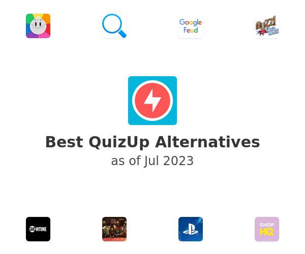 Best QuizUp Alternatives