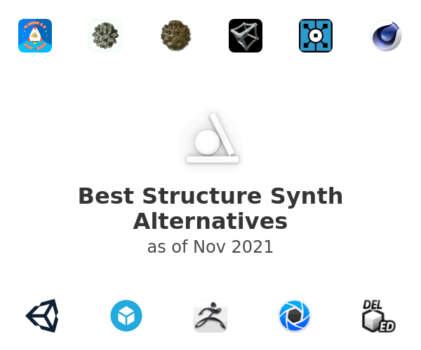 Best Structure Synth Alternatives