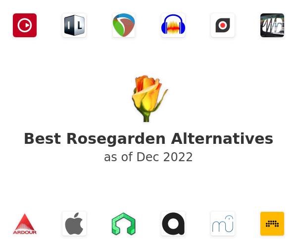 Best Rosegarden Alternatives