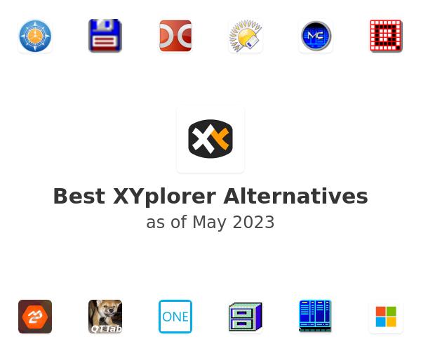 Best XYplorer Alternatives