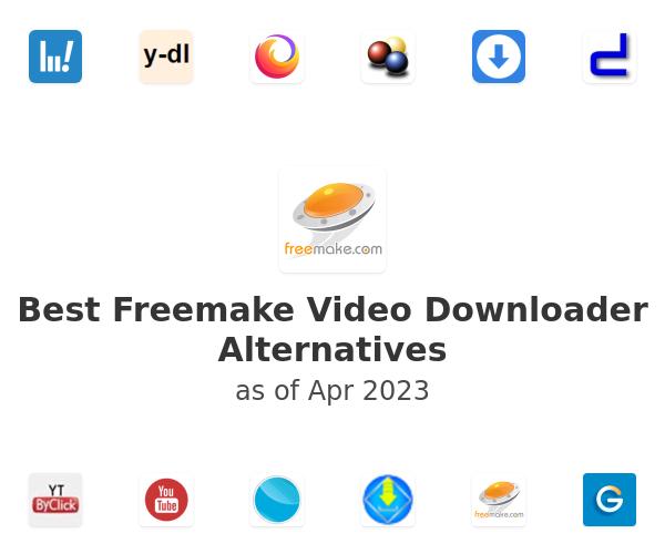 Best Freemake Video Downloader Alternatives