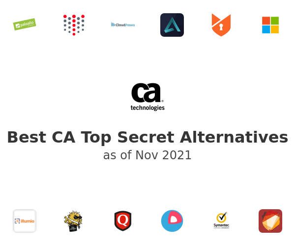Best CA Top Secret Alternatives