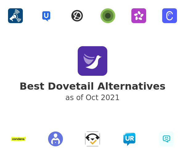 Best Dovetail Alternatives