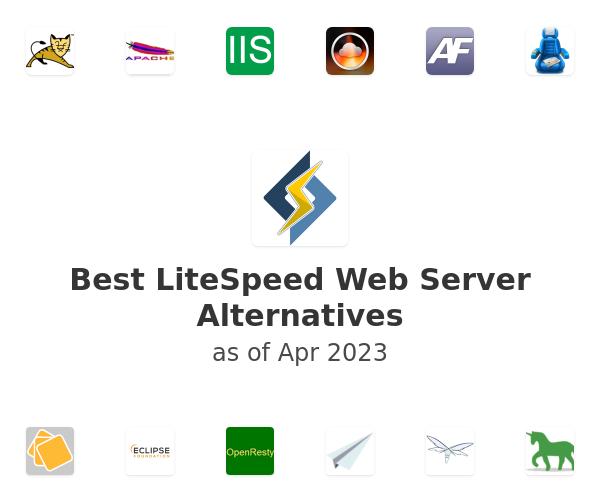 Best LiteSpeed Web Server Alternatives