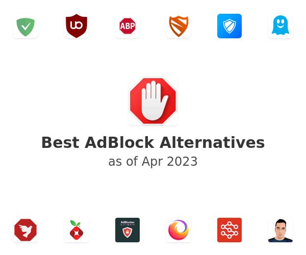 Best AdBlock Alternatives