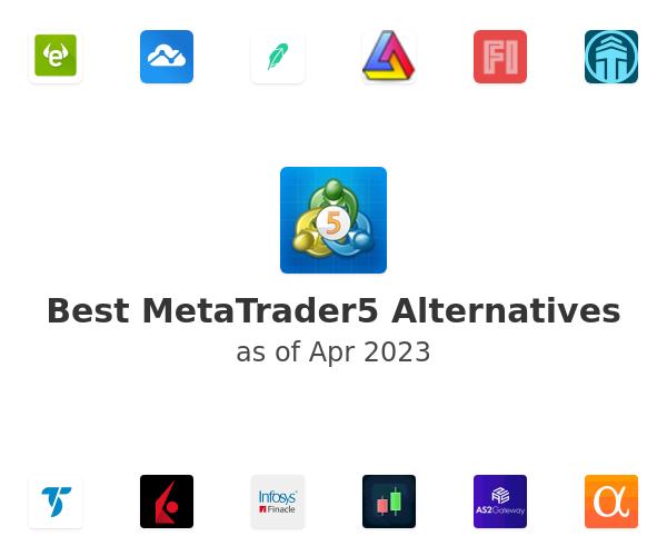 Best MetaTrader5 Alternatives