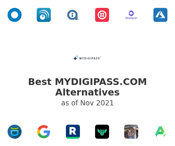 Best MYDIGIPASS.COM Alternatives