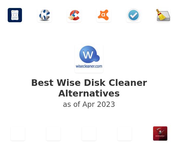 Best Wise Disk Cleaner Alternatives