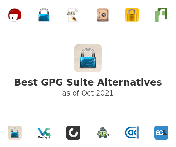 Best GPG Suite Alternatives