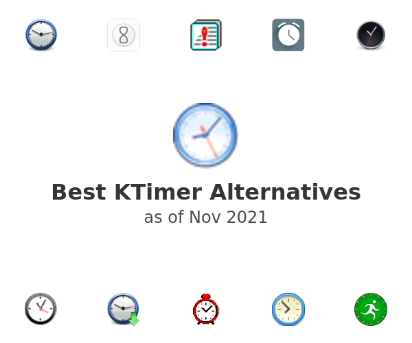 Best KTimer Alternatives