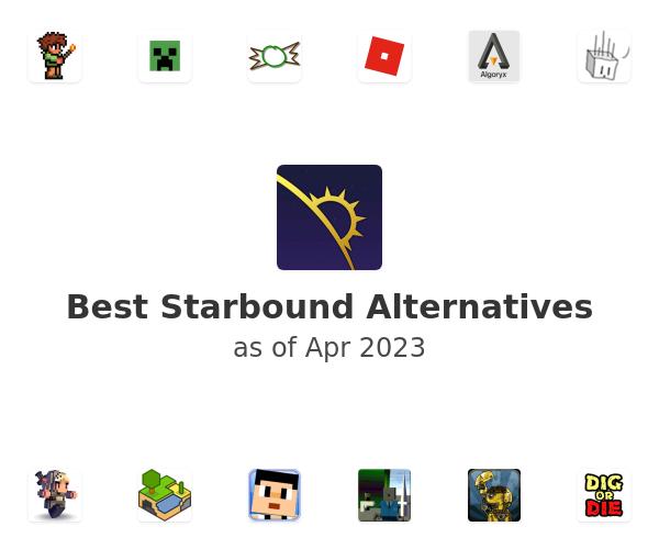 Best Starbound Alternatives