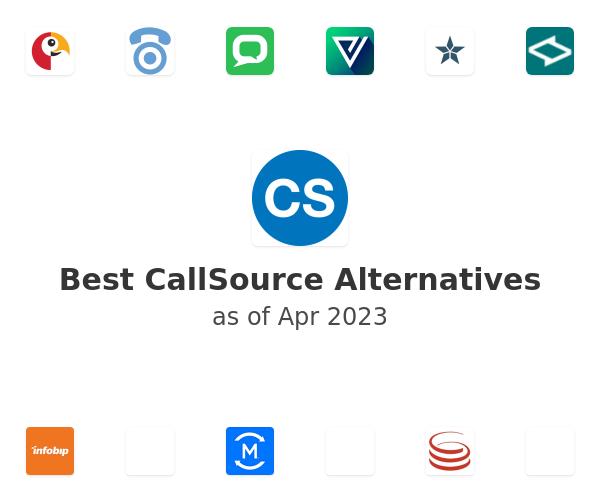Best CallSource Alternatives