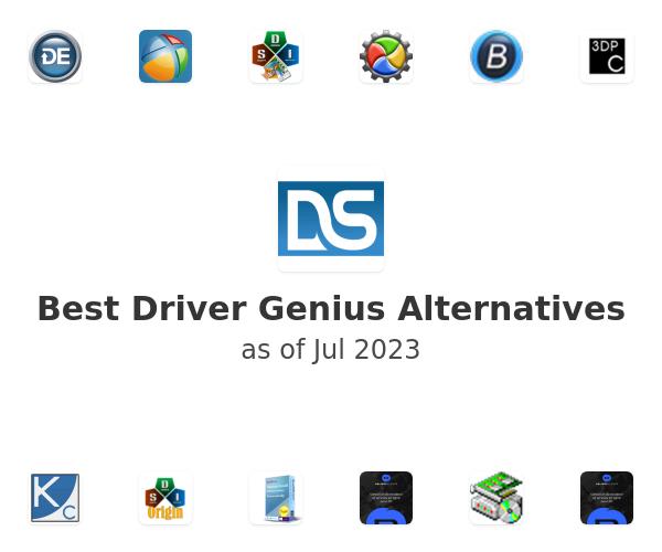 Best Driver Genius Alternatives