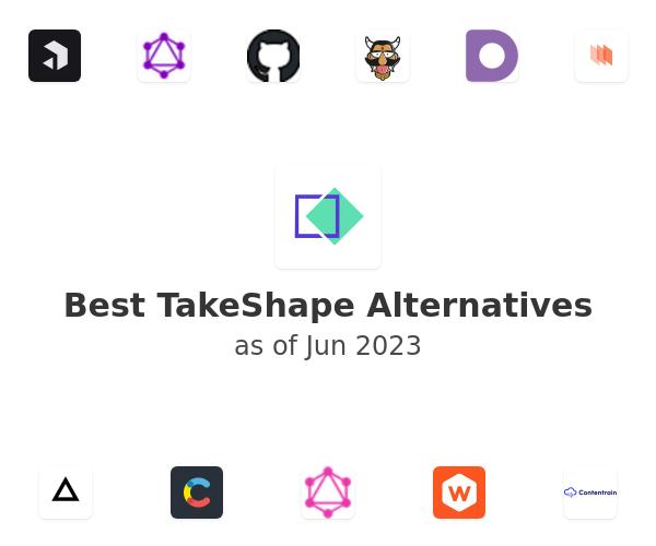 Best TakeShape Alternatives
