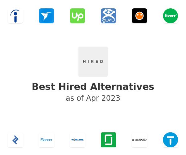 Best Hired Alternatives