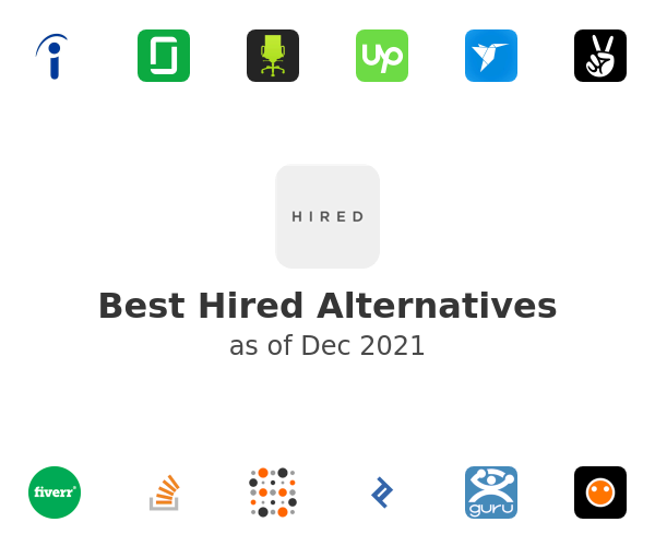 Best Hired Alternatives