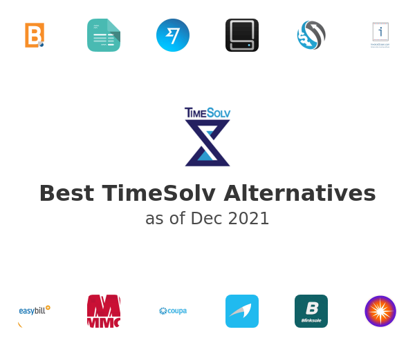 Best TimeSolv Alternatives