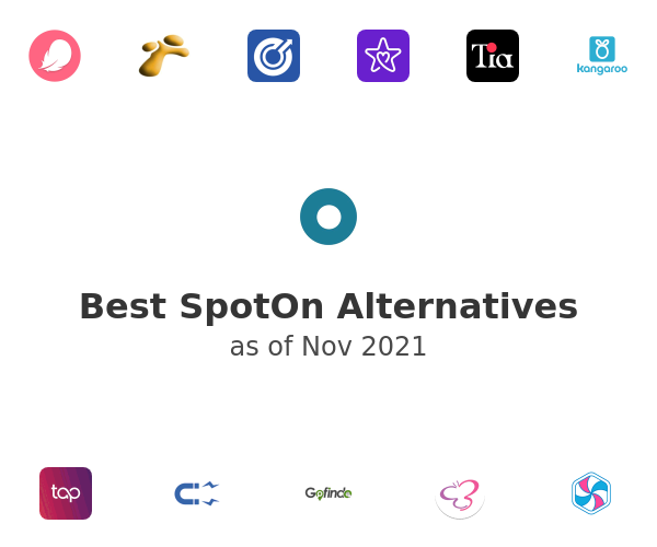 Best SpotOn Alternatives