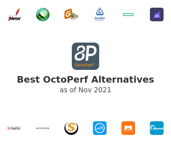 Best OctoPerf Alternatives