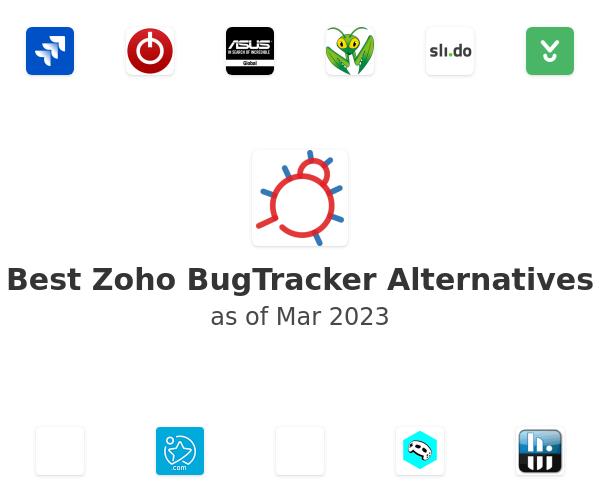 Best Zoho BugTracker Alternatives