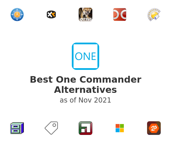 Best One Commander Alternatives