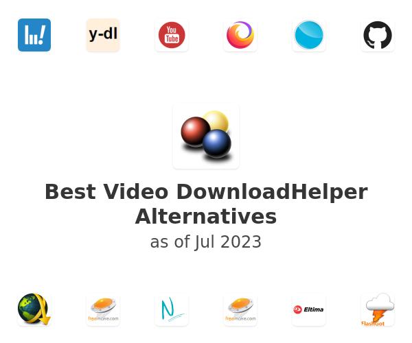 Best Video DownloadHelper Alternatives