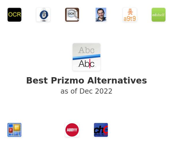 Best Prizmo Alternatives