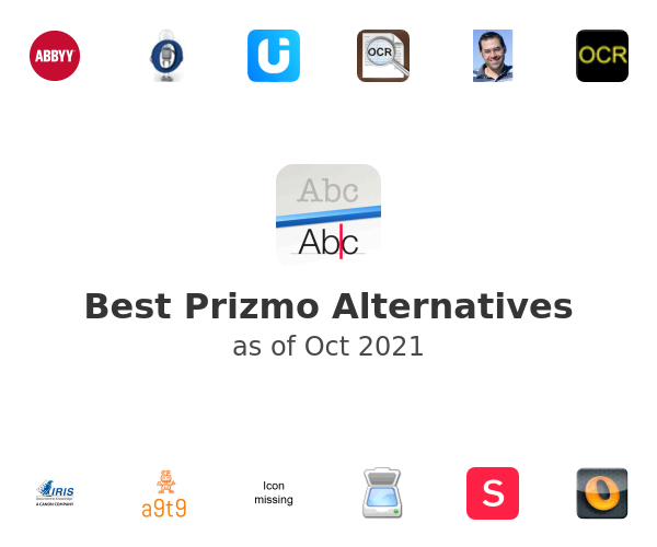 Best Prizmo Alternatives