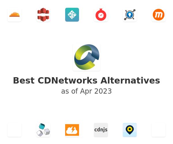 Best CDNetworks Alternatives