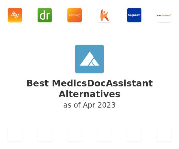 Best MedicsDocAssistant Alternatives