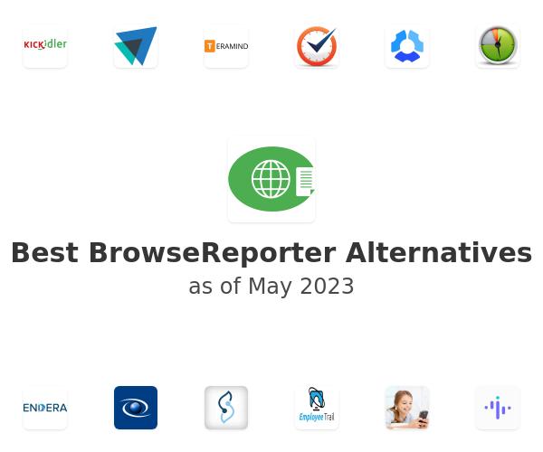 Best BrowseReporter Alternatives