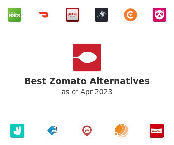 Best Zomato Alternatives