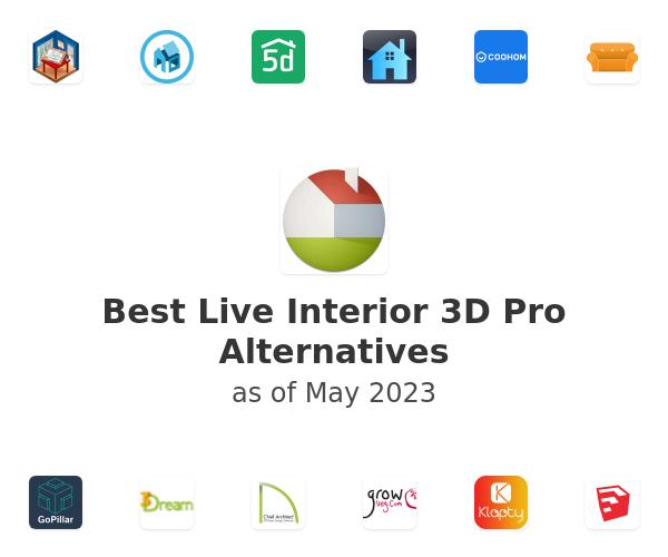Best Live Interior 3D Pro Alternatives