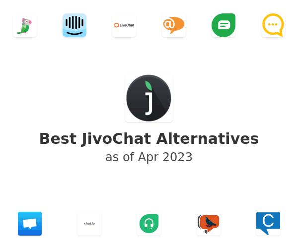 Best JivoChat Alternatives