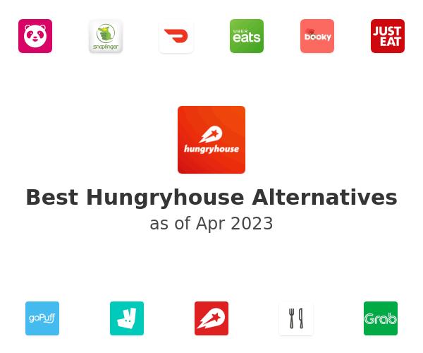 Best Hungryhouse Alternatives