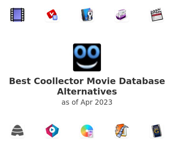 Best Coollector Movie Database Alternatives