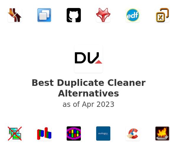Best Duplicate Cleaner Alternatives