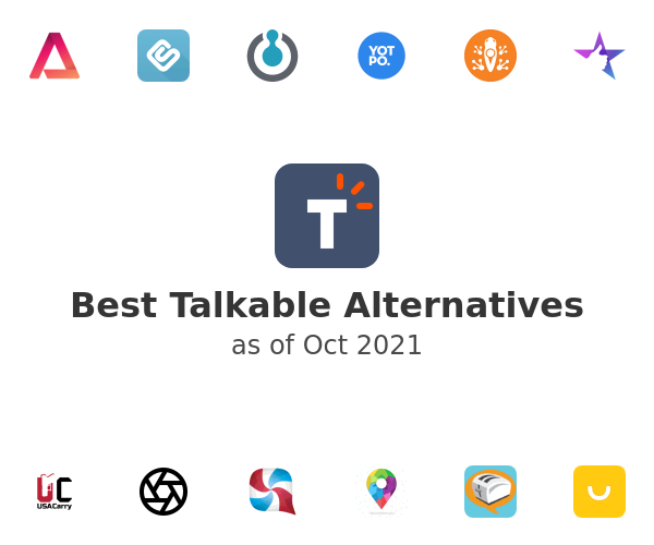 Best Talkable Alternatives