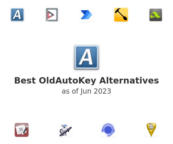 Best OldAutoKey Alternatives
