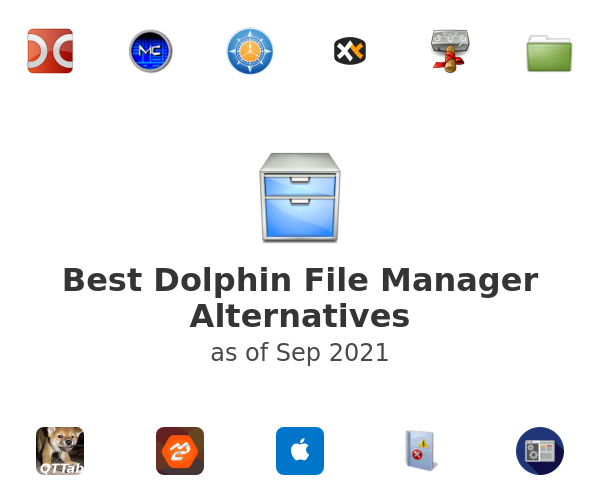 Best Dolphin File Manager Alternatives