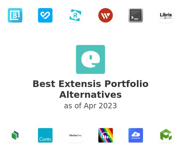Best Extensis Portfolio Alternatives