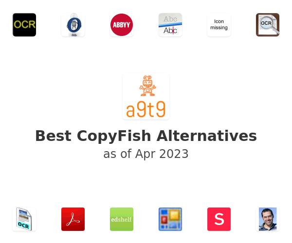 Best CopyFish Alternatives