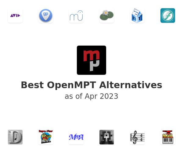 Best OpenMPT Alternatives