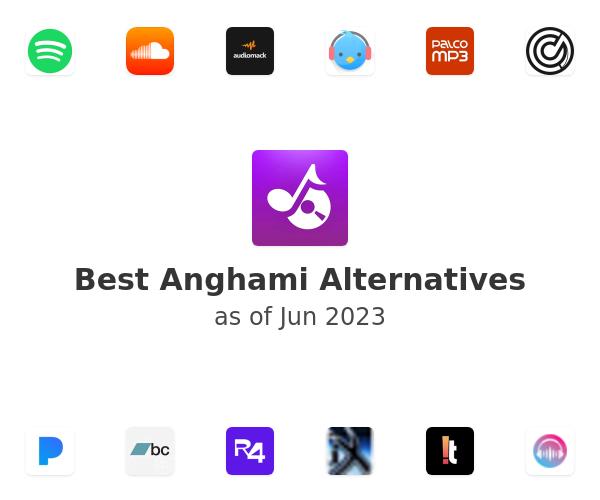 Best Anghami Alternatives