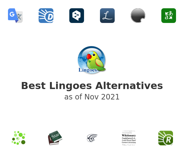 Best Lingoes Alternatives