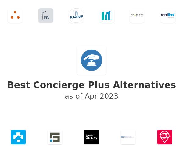 Best Concierge Plus Alternatives