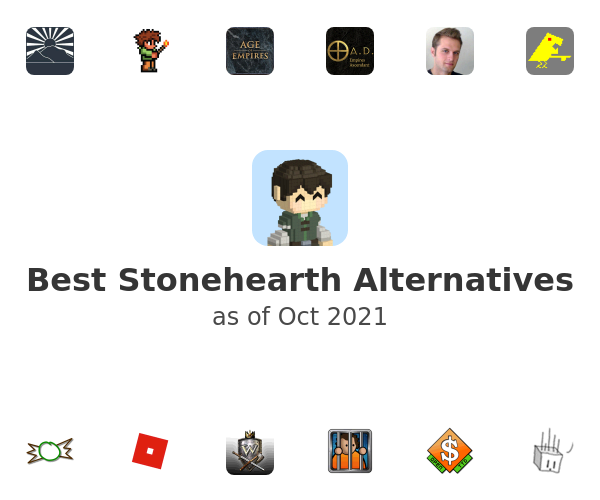 Best Stonehearth Alternatives