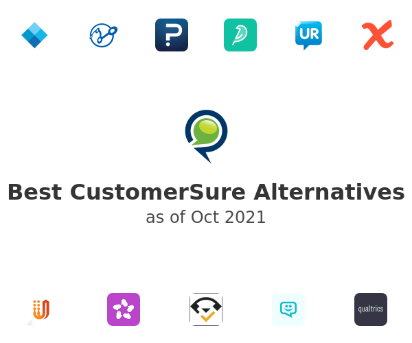 Best CustomerSure Alternatives
