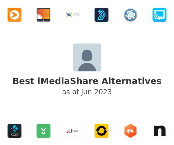 Best iMediaShare Alternatives