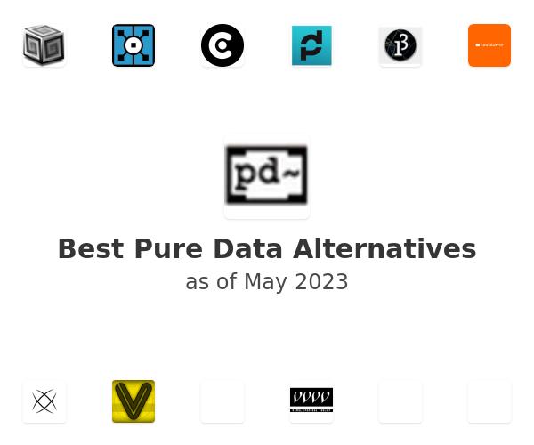 Best Pure Data Alternatives